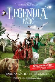 Hébergement groupe Legendia Parc